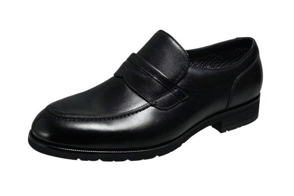 5Eの幅広紳士靴ゴアテックスマドラスウオーク5651sサラウンドシステムで濡れない蒸れない快適な履き心地のメンズシューズUチップスリッポン