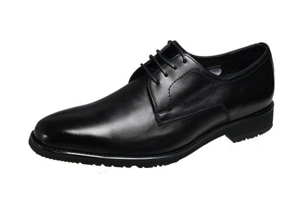 マドラスウオークメンズシューズ8022ブラックゴアテックス防水防湿紳士靴