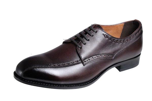 マドラスモデロメンズドレスシューズmadras MODELLOスワールモカ紳士靴315バーガンディ