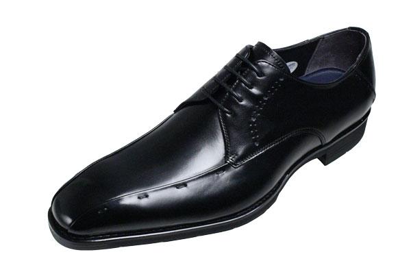 マドラスモデロメンズシューズ346ブラックmadras modello 紳士靴通気構造ビジネスシューズ
