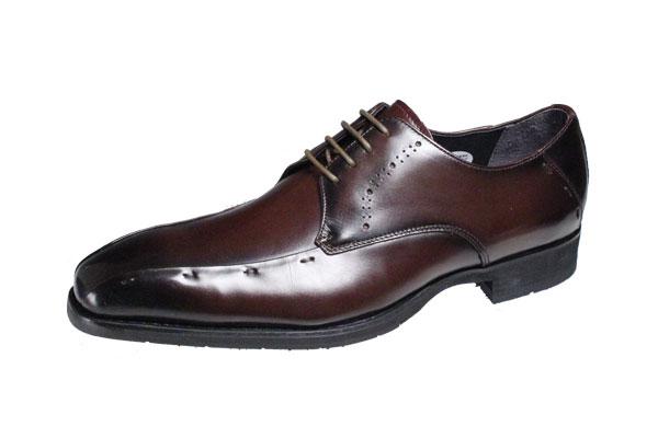 マドラスモデロメンズシューズ346バーガンディmadras modello 紳士靴通気構造ビジネスシューズ