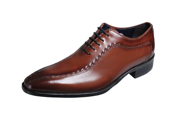 マドラスモデロメンズシューズMODELLOスワールモカ紳士靴5046ライトブラウン