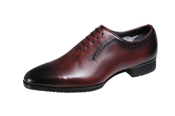マドラスモデロメンズシューズmadras MODELLOプレーン羽根紳士靴8002バーガンディ