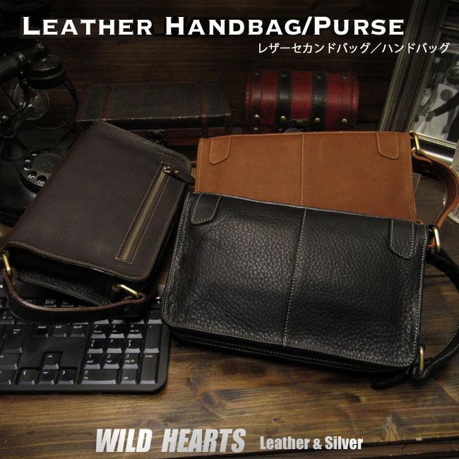 送料無料 ビジネス カジュアルや旅行などとオールマイティに使えるので一つあると重宝します 新着 メンズ 営業 本革 レザー セカンドバッグ ハンドバッグ クラッチバッグ Men's Bag PurseWILD Hand ID LeatherSilver HEARTS Clutch hb4083b27 Zipper 新作続 Leather
