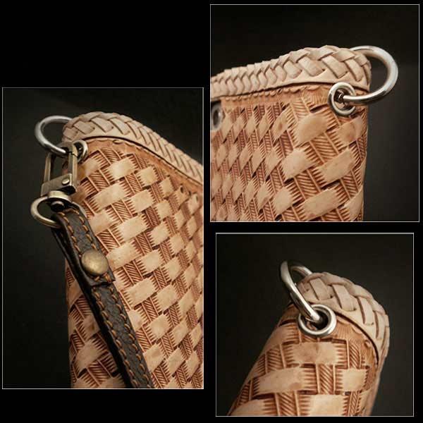 Wild Hearts Genuine Leather Iphone 6 6s 7 8 X Flip Case Wallet