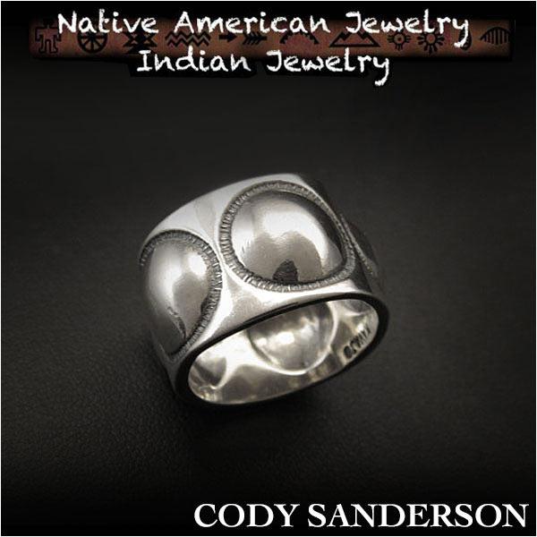 新品 コディ サンダーソン/Cody Sanderson リング 18号インディアンジュエリー シルバー925 ナバホ族 ユニセックスCody Sanderson Moon Sweet Pea Ring Size US#9 Native American Indian Jewelry Sterling Silver Navajo(ID na3185r73)