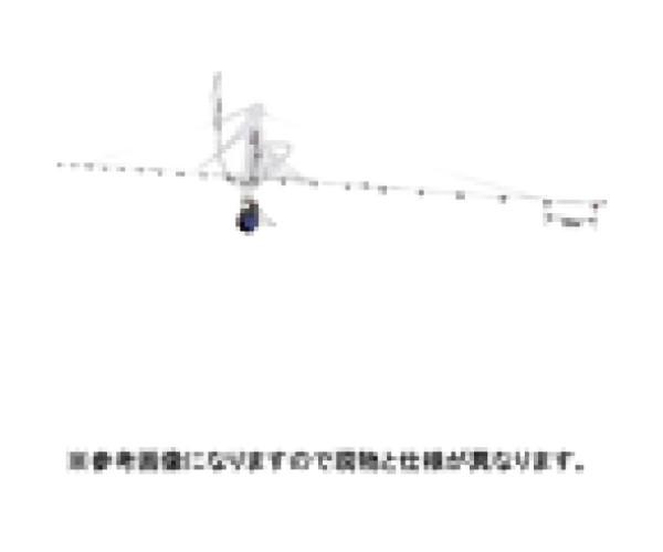ヤマホ工業 中持カートS型20頭口(キリナシ除草)