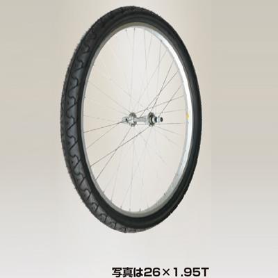 ハラックス タイヤ TR-26×1.75N ノーパンクタイヤ(スポークホイール)