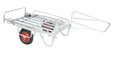 ハラックス 輪太郎 BS-1108 アルミ製 大型リヤカー万能タイプ