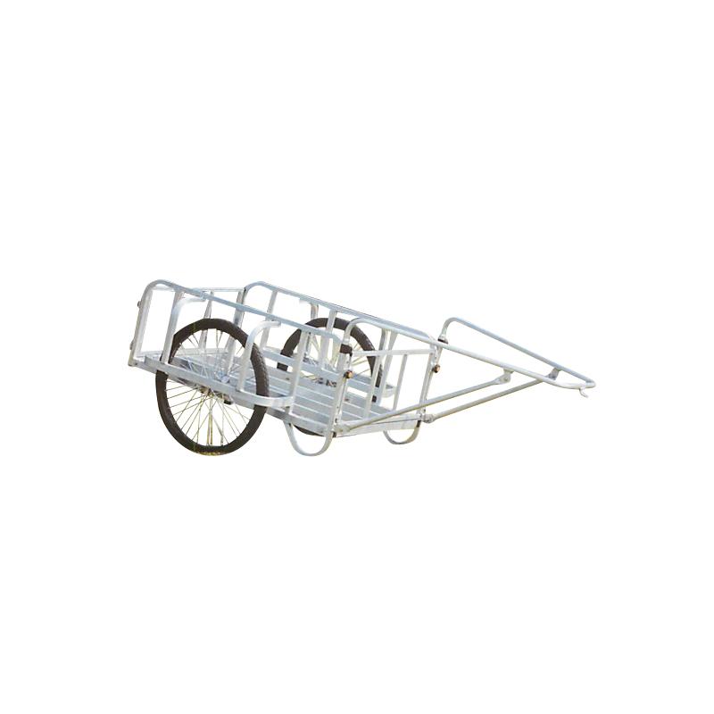 ハラックス 輪太郎 アルミ製大型リヤカー エアータイヤ BS-3000TG