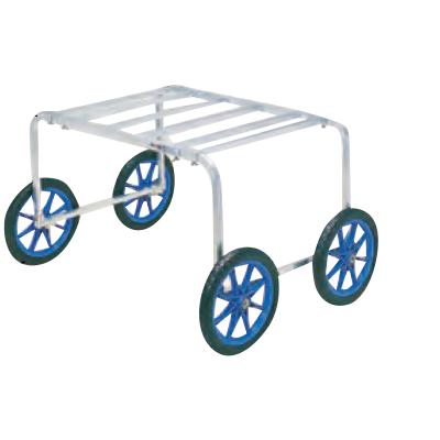 ハラックス 楽太郎 RA-80 アルミ製 収穫・植付け用台車 テーブルなし