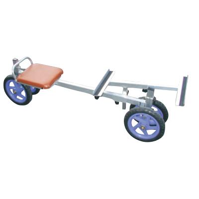 ハラックス ラクエモン RS-700S アルミ製 いちご収穫用幅狭台車