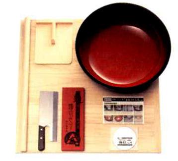 普及型麺打ちセット(大) そば打ちセット