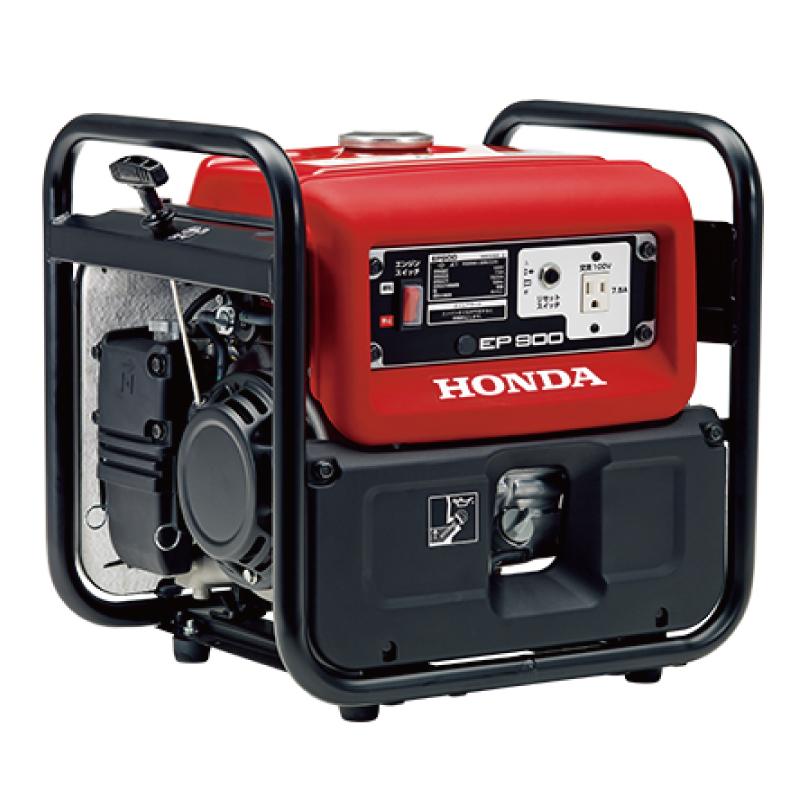 ホンダ 発電機 低燃費&低騒音 EP900