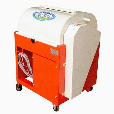 オギハラ工業 水稲用育苗箱洗浄機 クリーンクリーナー CCO-250N 簡単操作でぐんぐん洗う