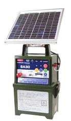 タイガー ボーダーショック 電気柵本器のみ SA30SL ソーラータイプ