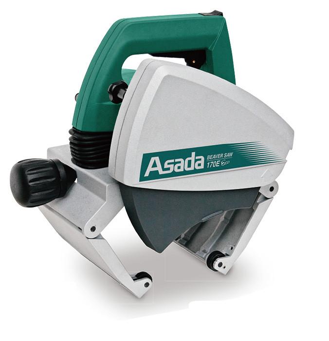 アサダ (ASADA) パイプ切断機 ビーバー(電子制御付) SAW170E Eco