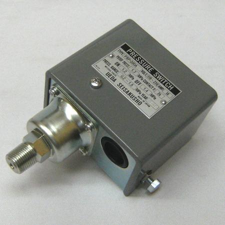 コンプレッサー用 圧力スイッチ 1.2-1.4MPa PSP-200A