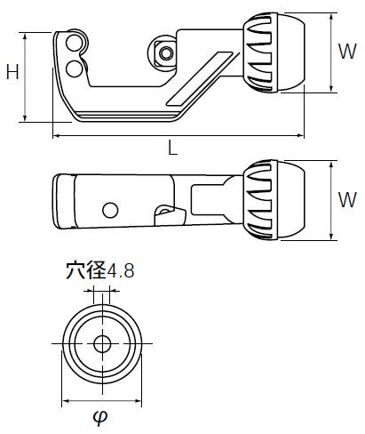 KTC tubing tool set VS31