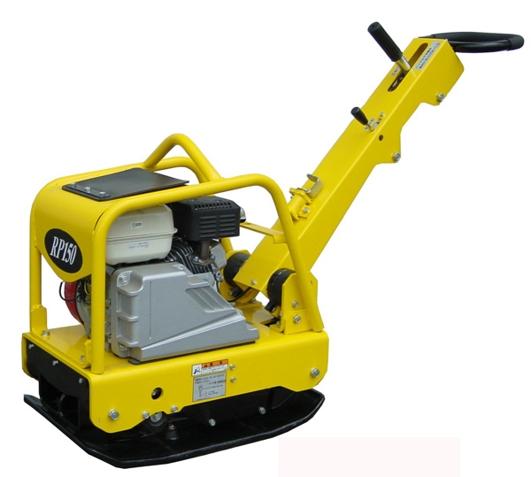 2019公式店舗 コンパクター 転圧機 建設機械 前後進プレート RP150:ワールドワン 明和製作所 舗装工事 MEIWA-DIY・工具