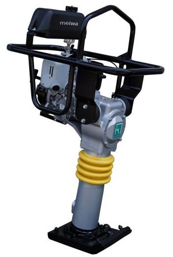 明和製作所 MEIWA 建設機械 舗装工事 タンパランマー 転圧機 HR-50