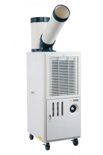 新色追加 ナカトミ NAKATOMI 単相100V 排熱ダクト付 個人宅配送不可 スポットクーラー [宅送] SAC-1000