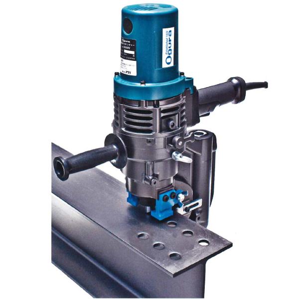 オグラ ogura 複動式 電動油圧式 パンチャー HPC-2213W