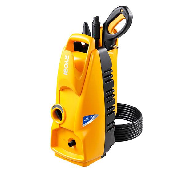 リョービ (RYOBI) 高圧洗浄機 AJP-1420ASP 高圧ホース6m+延長高圧ホース8m付