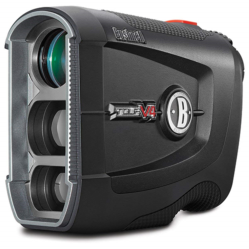 Bushnell ブッシュネル [日本正規品] ピンシーカーツアーV4ジョルト (ブラック) ゴルフ用レーザー距離計