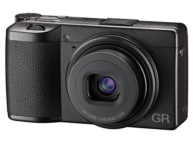 RICOH GR III リコー ハイエンドコンパクトデジタルカメラ【新品】