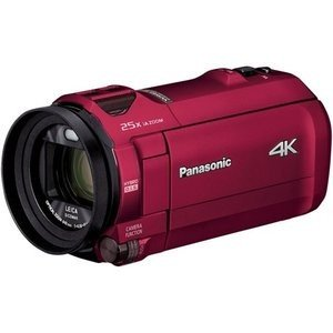 パナソニック デジタル4K ビデオカメラ「HC-VX992M」(アーバンレッド) 新品商品