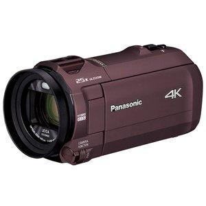 【新品未開封品】パナソニック 4K AIR HC-VX992M-T (カカオブラウン) ビデオカメラ