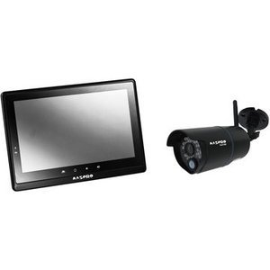 防犯カメラ マスプロ モニター&ワイヤレスフルHDカメラセット WHC10M2  新品