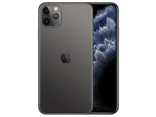 【新品未開封品】アップル SIMフリー iPhone11 Pro Max 64GB Space Gray 携帯電話 スマートフォン