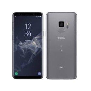 【開封済み未使用品】サムスン Galaxy SCV38 Galaxy S9 チタニウム グレー スマートフォン