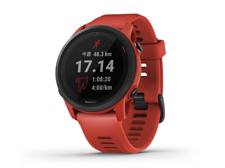ガーミン 腕時計 ForeAthlete 745 Magma Red 【即日発送】【新品 日本正規品】ガーミン 腕時計 ForeAthlete 745 Magma Red