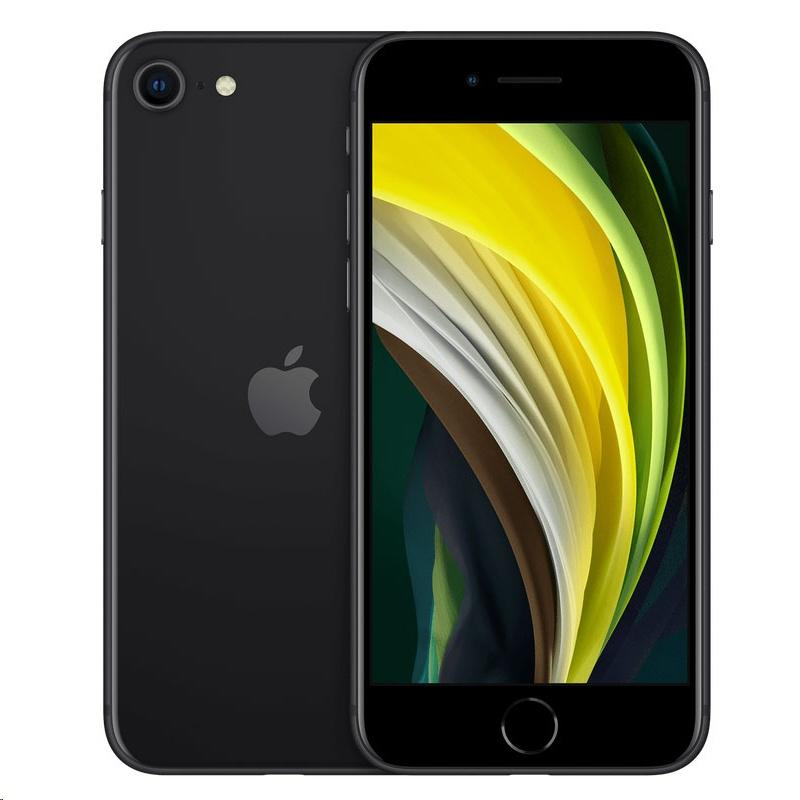 中古本体のみ iPhone SE第2 128GB ブラック 国内即発送 MXD02J 即日発送 A SIMフリー 年間定番