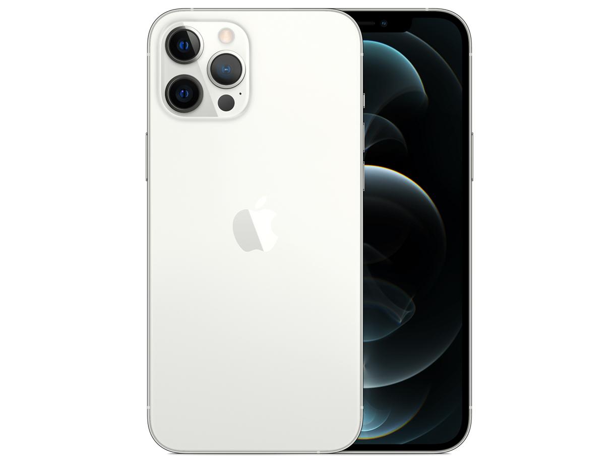 【新品未開封品 日本正規品】iPhone12 ProMax 128GB シルバー MGCV3J/A simフリー