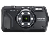 【新品未開封品】RICOH 防水 デジタルカメラ WG WG-6 BLACK