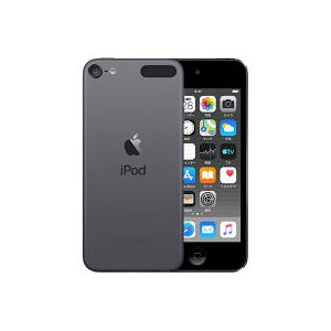 iPod touch 第6世代 MKJ02LZ/A 32GB スペースグレイ【海外版 メーカー保証付き】