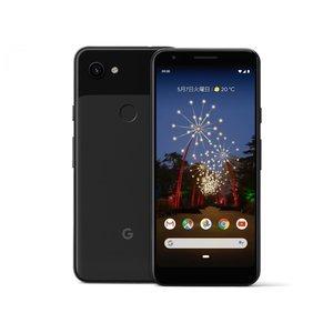 【開封済み未使用品】Google Pixel3a 64GB キャリア版(ブラック)