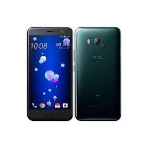 【開封済み未使用品】HTC U11 HTV33 ブリリアントブラック