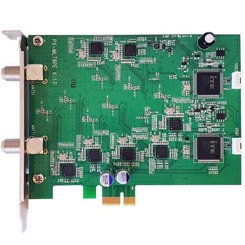 PLEX プレクス 地上デジタル・BS・CS対応8チャンネルマルチTVチューナー PX-MLT8PE