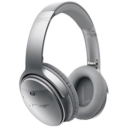 BOSE QuietComfort 35 wireless headphones [シルバー]ワイヤレス ヘッドフォン