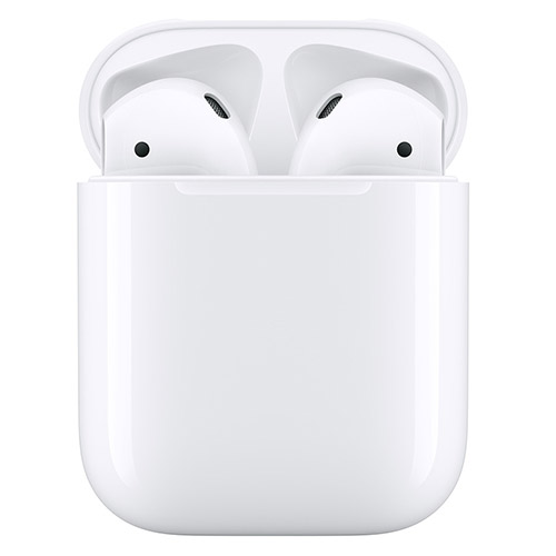 【並行輸入品・保証1年付き・新品】AirPods with Charging Case 第2世代 MV7N2KH/A 韓国版 【Wireless充電不可】イヤホン Apple アップル