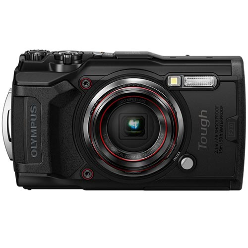 OLYMPUS (オリンパス) Tough TG-6 ブラック デジタルカメラ