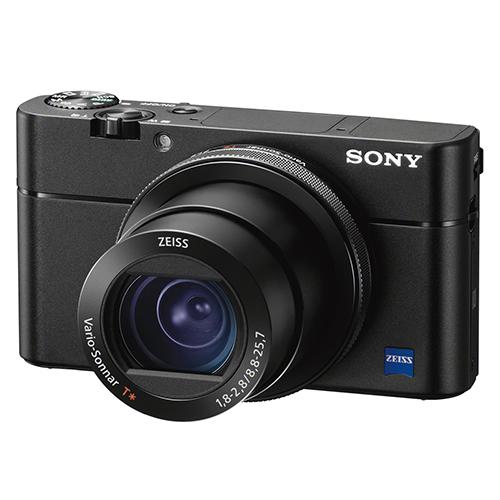 【新品未開封品】ソニー SONY コンパクトデジタルカメラ サイバーショット Cyber-shot DSC-RX100M5A
