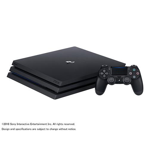 【他店舗印付きの場合あり】SONY(ソニー) プレイステーション4 Pro CUH-7200BB01 [1TB ジェット・ブラック] SONY PlayStation4 【新品】【送料無料】
