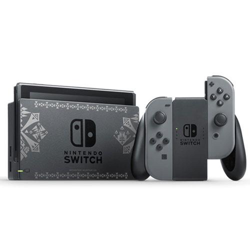 【外箱痛みあり 中身 新品】 モンスターハンターダブルクロス Nintendo Switch Ver. スペシャルパック
