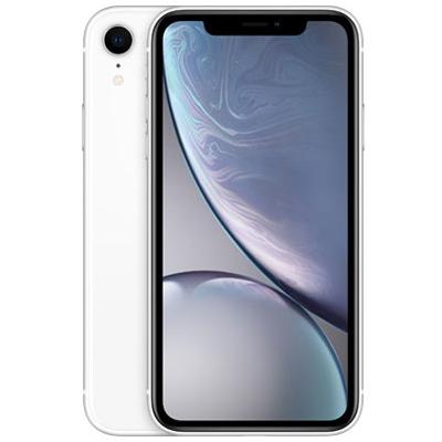 iPhone XR 64GB SIMフリー [ホワイト] MT032J/A 新品未開封 携帯電話 スマートフォン